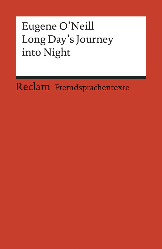 Long Day's Journey into Night als Taschenbuch