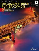Die Jazzmethode für Saxophon. Inkl. CD. Ausgabe für Altsaxophon