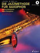 Die Jazzmethode für Saxophon. Inkl. CD. Ausgabe für Tenorsaxophon