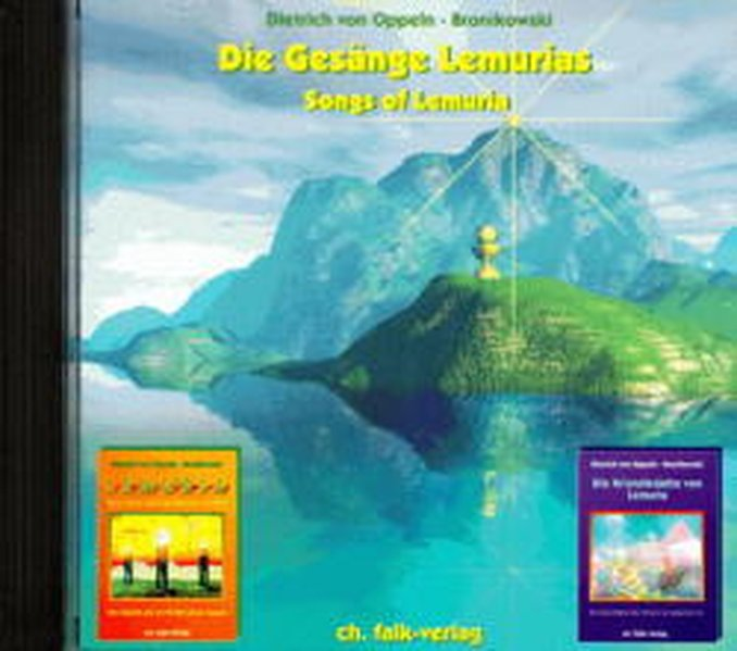 Die Gesänge Lemurias. CD als Hörbuch