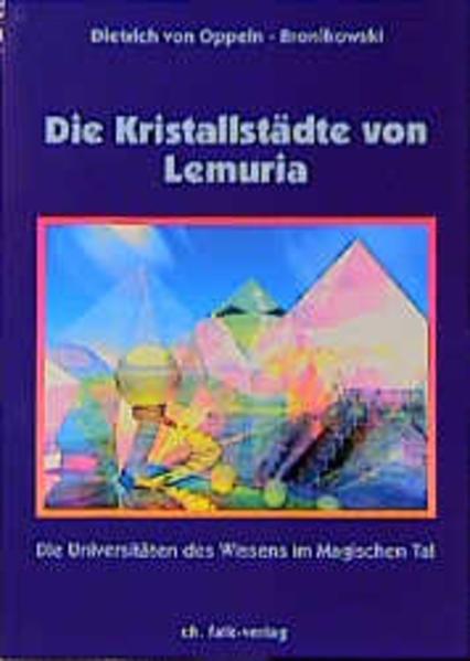 Die Kristallstädte von Lemuria als Buch