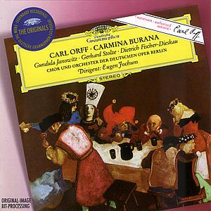 Carmina Burana. Klassik-CD als CD