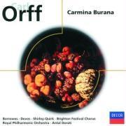 CARMINA BURANA als CD