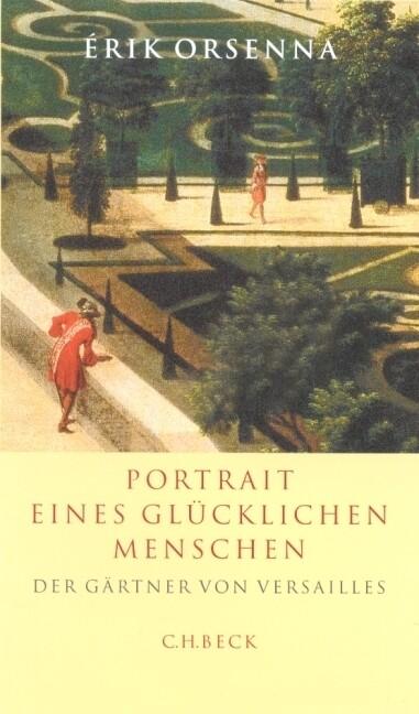 Portrait eines glücklichen Menschen als Buch