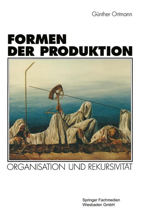 Formen der Produktion als Buch