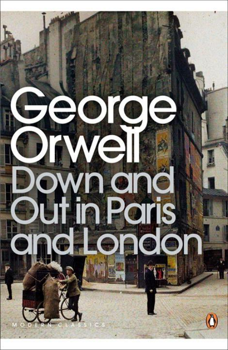 Down an Out in Paris and London als Taschenbuch