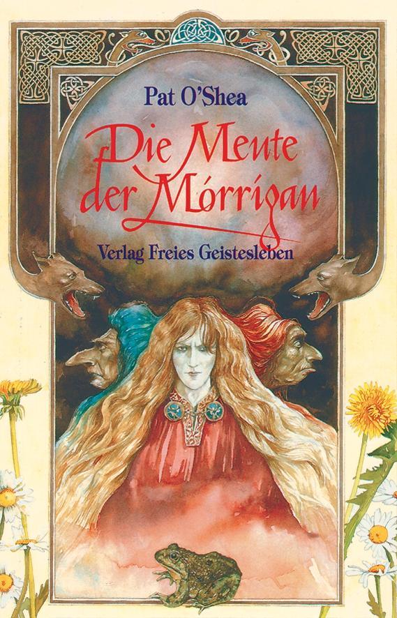 Die Meute der Morrigan als Buch