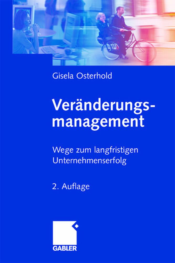 Veränderungsmanagement als Buch