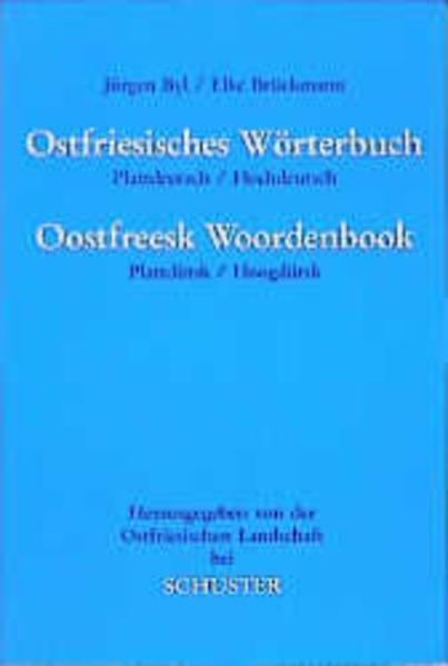 Ostfriesisches Wörterbuch als Buch