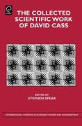 The Collected Scientific Work of David Cass: Parts A - C