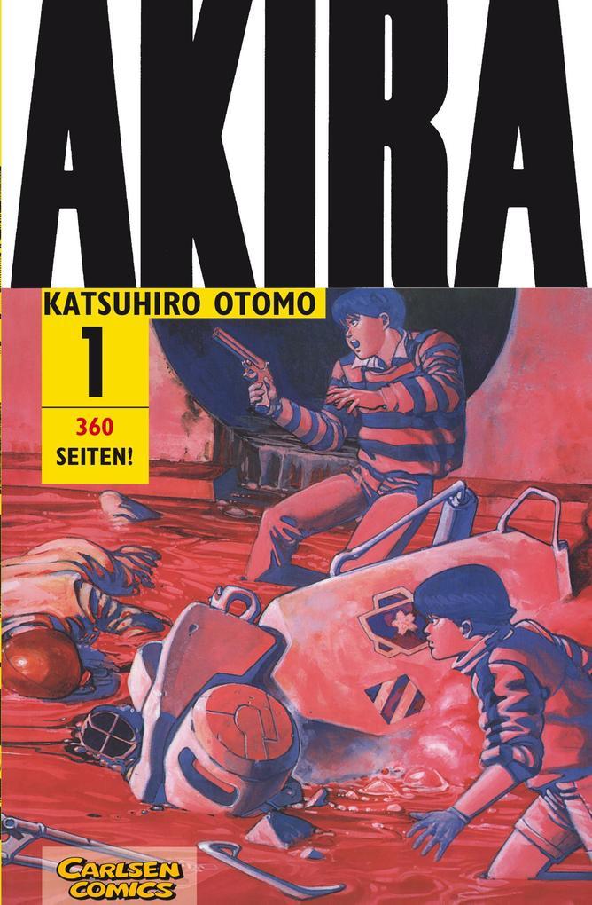 Akira 01. Original-Edition als Buch