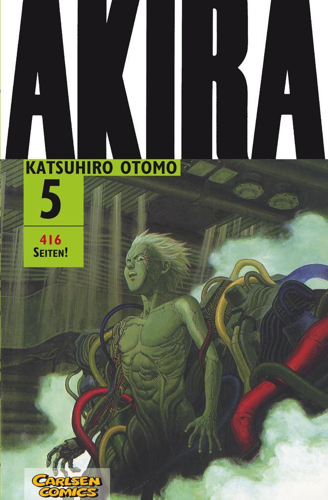 Akira 05. Original-Edition als Buch