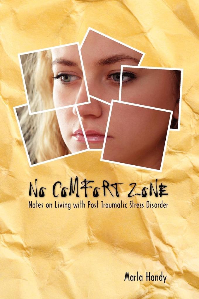 No Comfort Zone als Taschenbuch von Marla Handy