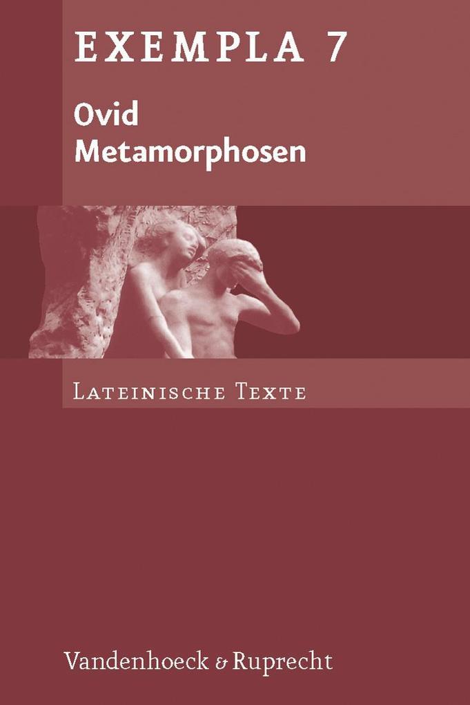 Ovid, Metamorphosen als Buch