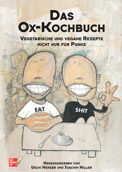Das Ox-Kochbuch als Buch