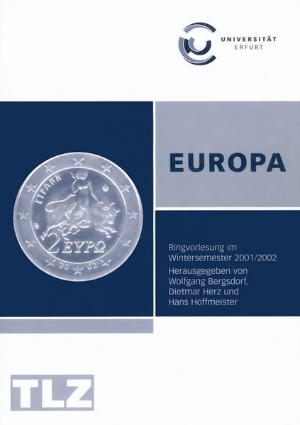 Europa als Buch von