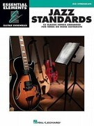 Jazz Standards: Essential Elements Guitar Ensembles Mid-Intermediate Level