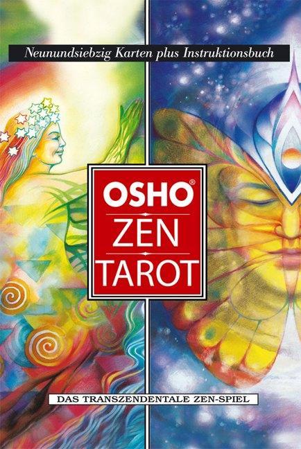 Osho Zen Tarot. Buch und 79 Karten als Buch