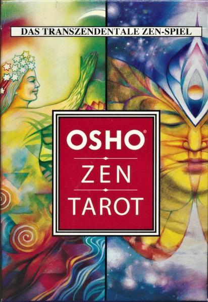 Osho Zen Tarot. 78 Karten mit Anleitung als Spielwaren