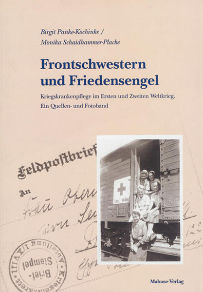 Frontschwestern und Friedensengel als Buch