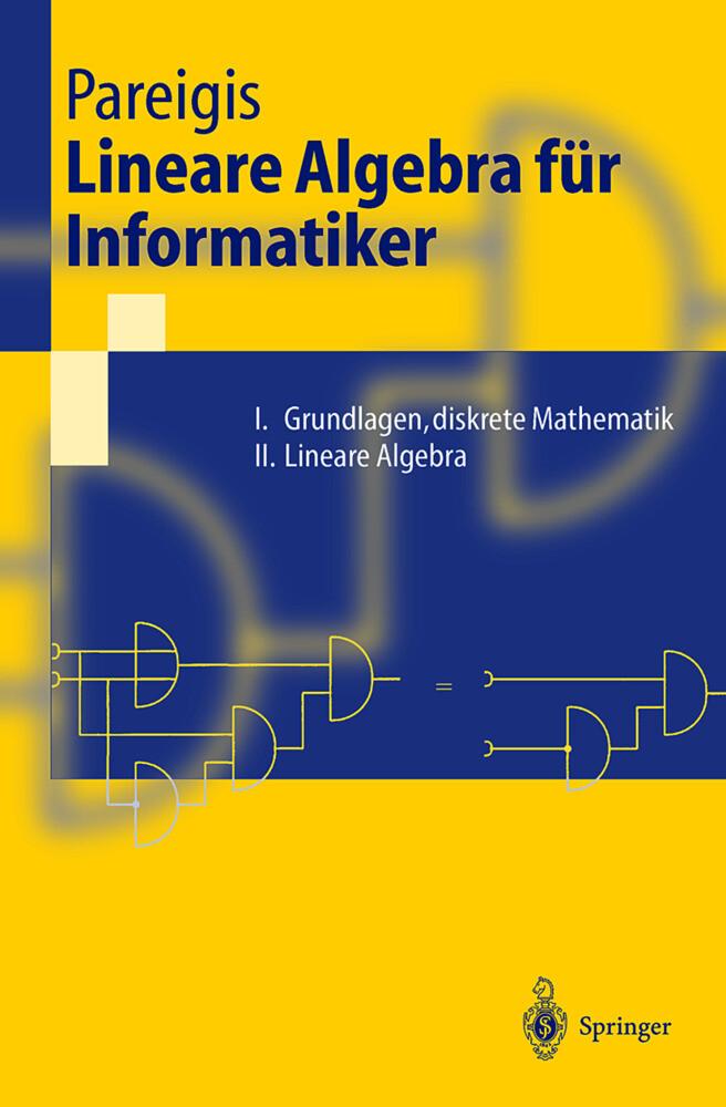 Lineare Algebra für Informatiker als Buch von B...