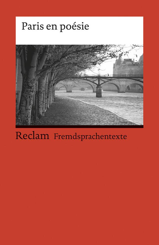 Paris en poesie als Taschenbuch