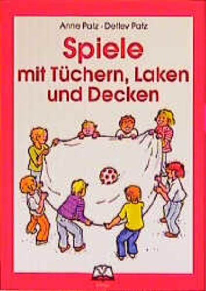 Spiele mit Tüchern, Laken und Decken als Buch