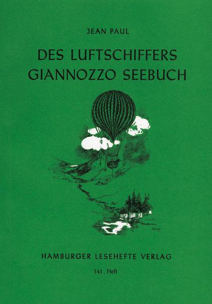 Des Luftschiffers Giannozzo Seebuch als Taschenbuch