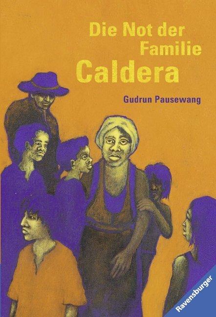 Die Not der Familie Caldera als Taschenbuch