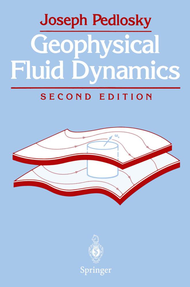 Geophysical Fluid Dynamics als Buch