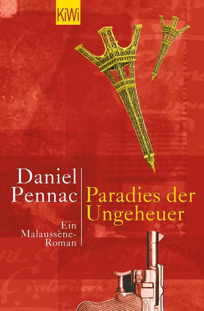 Paradies der Ungeheuer als Taschenbuch