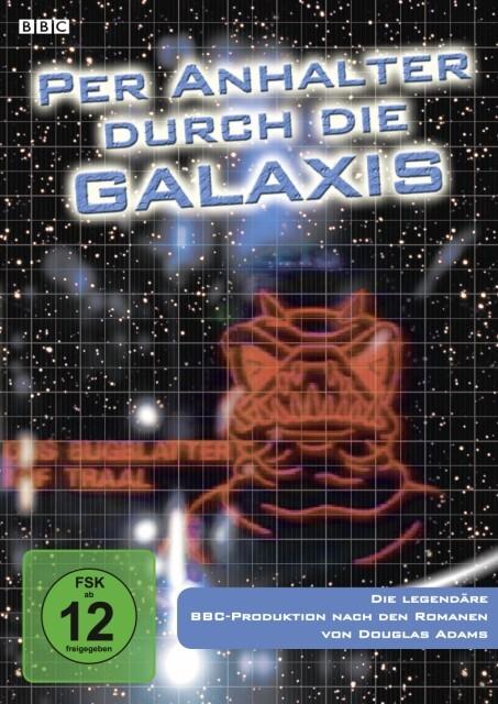 Per Anhalter durch die Galaxis als DVD