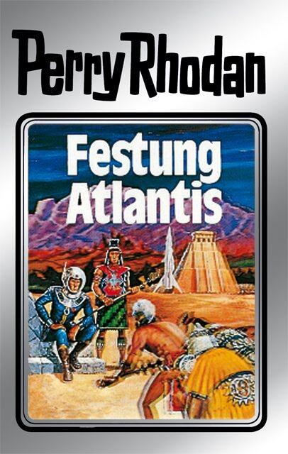 Perry Rhodan 08. Festung Atlantis als Buch