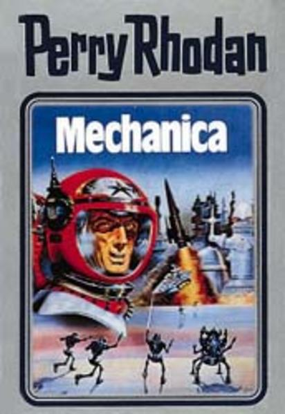 Perry Rhodan 15. Mechanica als Buch (gebunden)