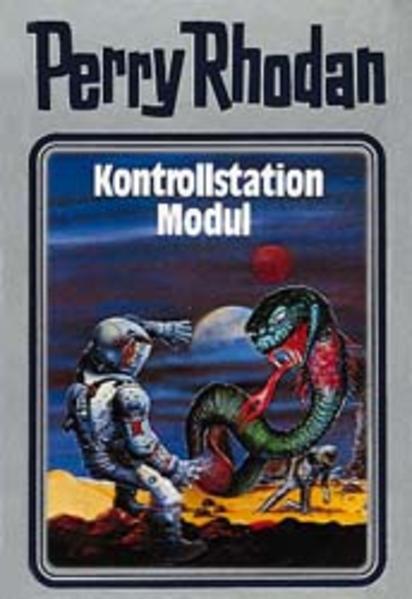 Perry Rhodan 26. Kontrollstation Modul als Buch (gebunden)