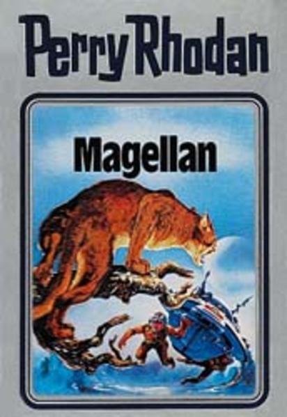 Magellan als Buch (gebunden)