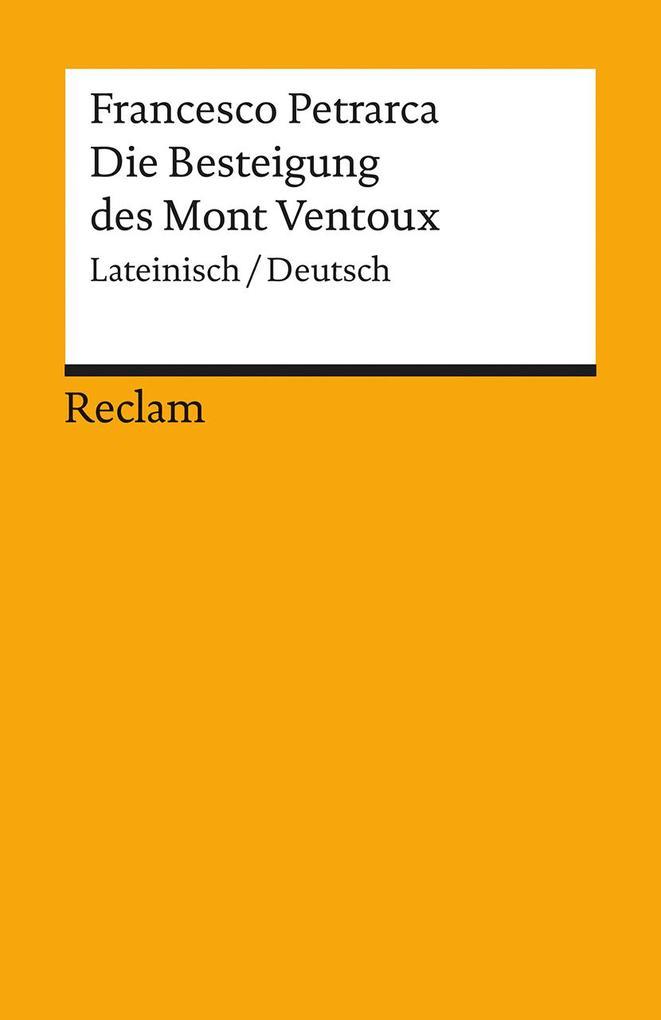 Die Besteigung des Mont Ventoux als Taschenbuch