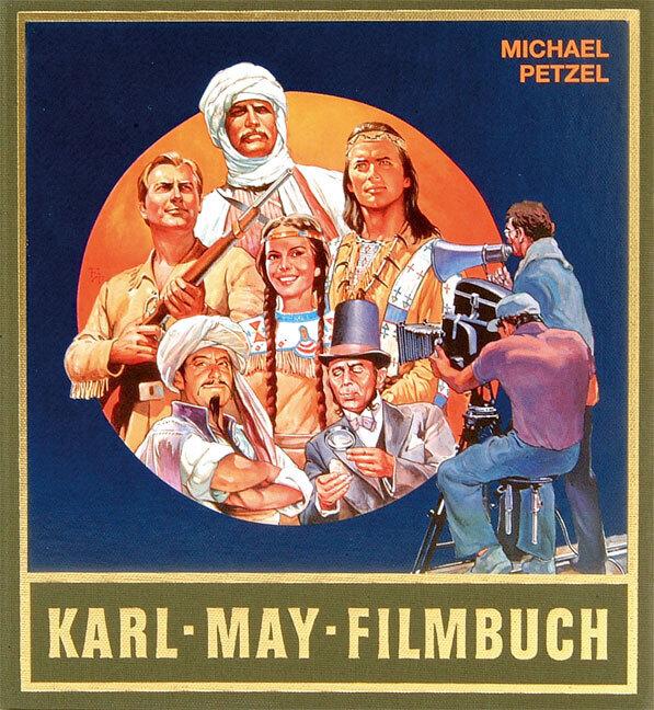 Karl - May - Filmbuch als Buch