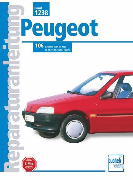 Peugeot 106 als Buch