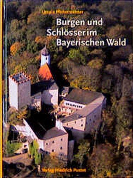 Burgen und Schlösser im Bayerischen Wald als Buch