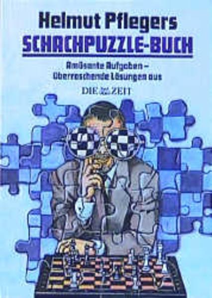 Schachpuzzle-Buch als Buch