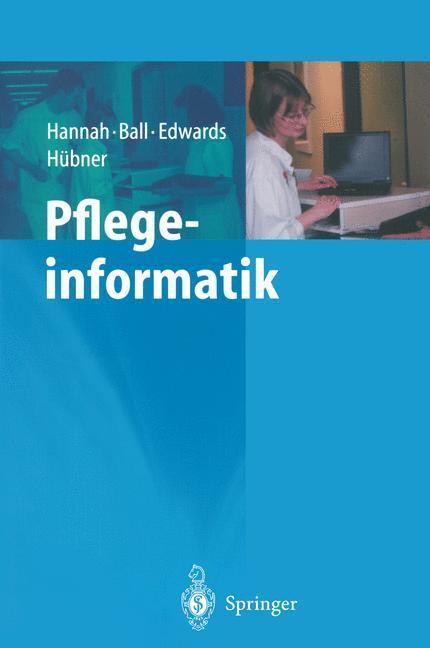 Pflegeinformatik als Buch