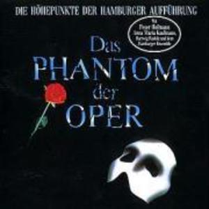 Das Phantom der Oper. Musical-CD als CD