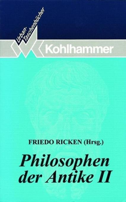 Philosophen der Antike 2 als Taschenbuch