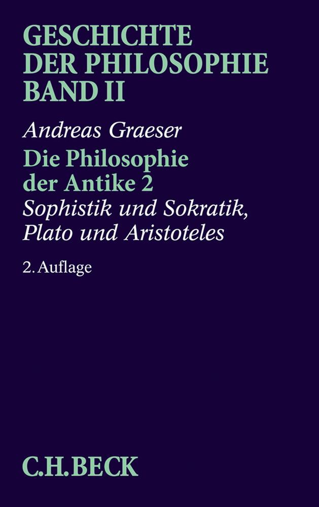 Die Philosophie der Antike 2 als Buch