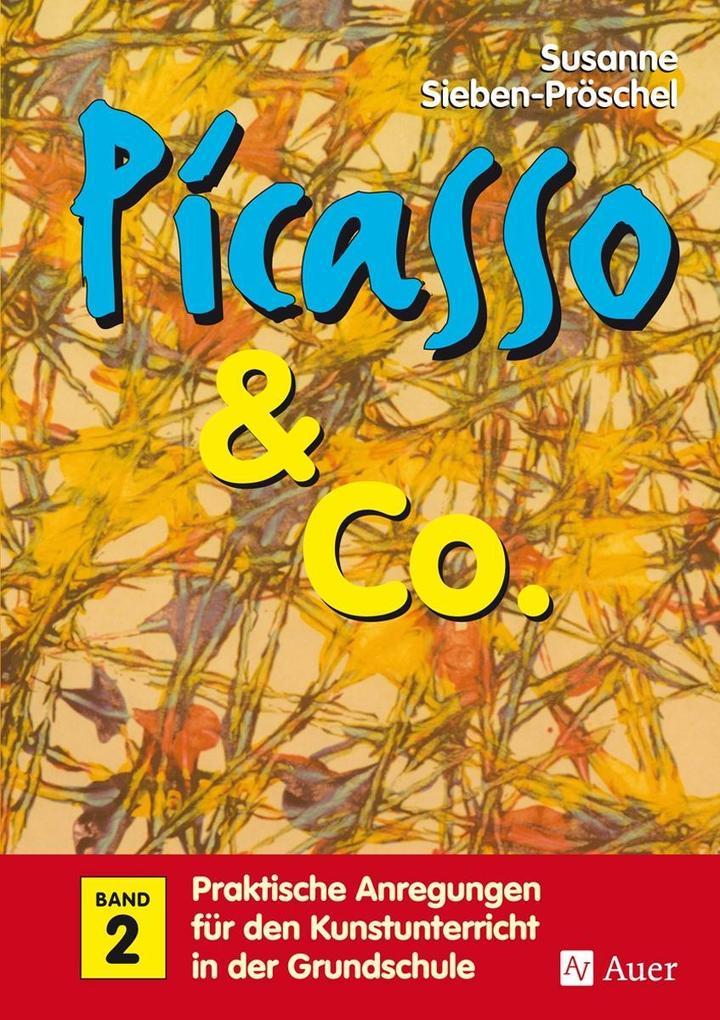 Picasso u. Co 2 als Buch