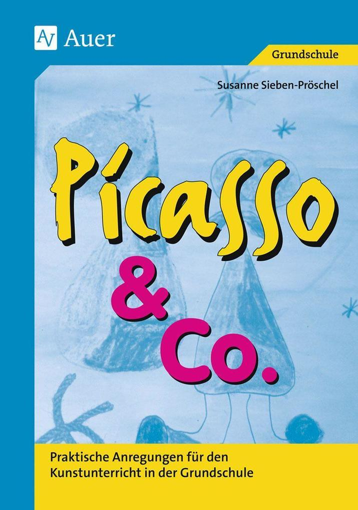 Picasso und Co. 1 als Buch