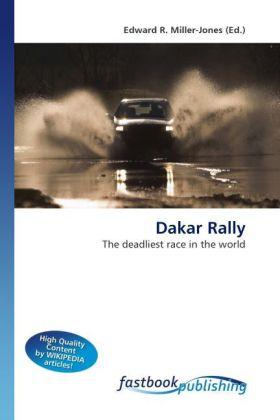 Dakar Rally als Buch von