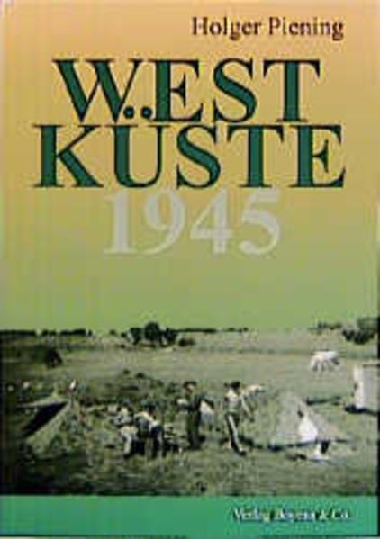 Westküste 1945 als Buch
