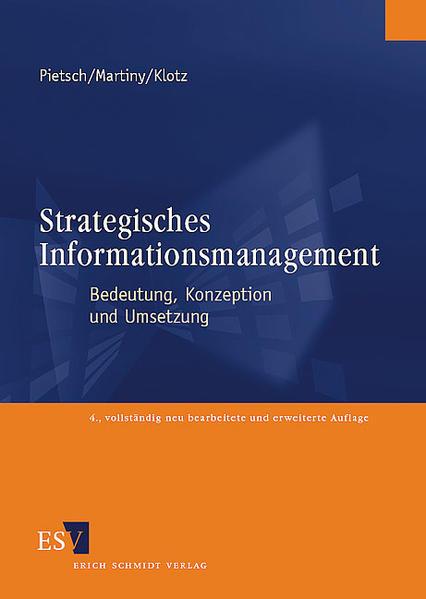 Strategisches Informationsmanagement als Buch (gebunden)